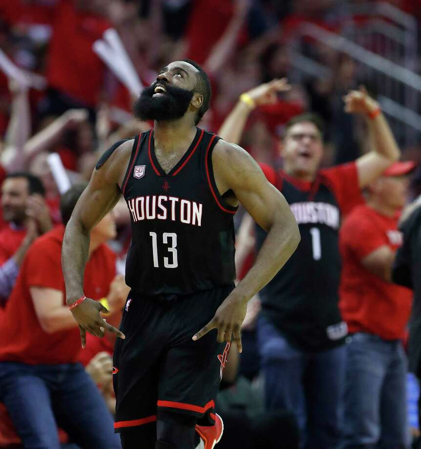 James Harden Points Last Night: About That MVP Vote ... Did You See James Harden In Game 1
