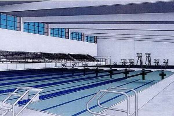 The 39,500-square-foot natatorium will have about 700 seats and cost about $17 million.