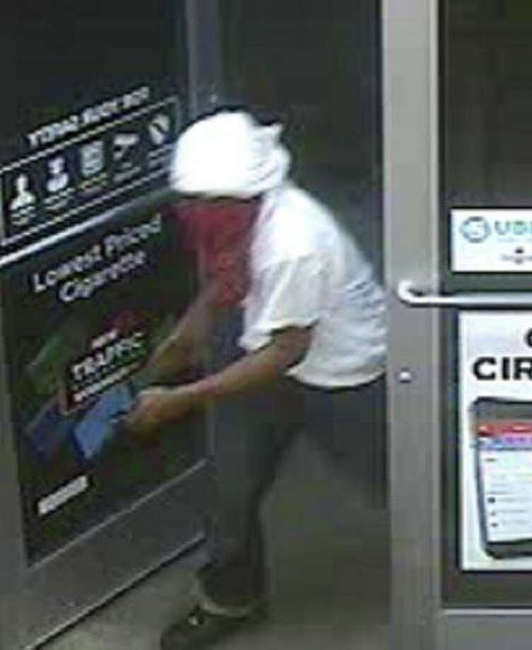 One of the suspects involved in the string of robberies.
