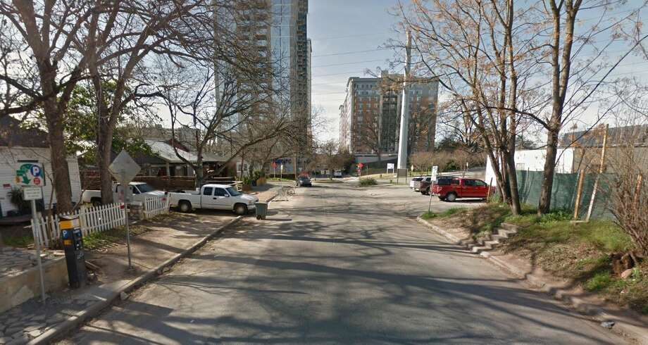 The break-in happened on Rainey Street in Austin.