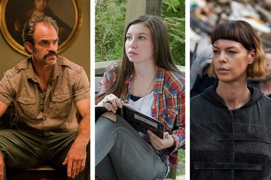 The Walking Dead promotes 3 characters to series regulars for season 8