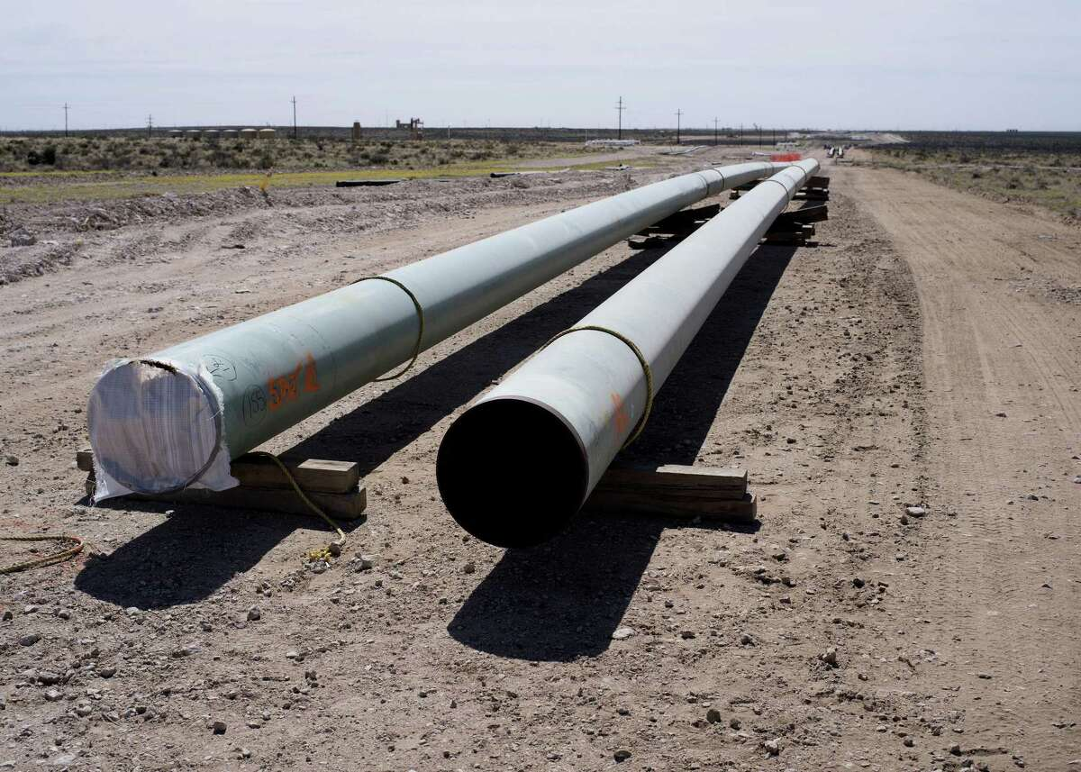 Blackstone Group is buying pipeline company EagleClaw Midstream Ventures for about $2 billion in cash, the latest deal in the prolific Permian Basin of West Texas.