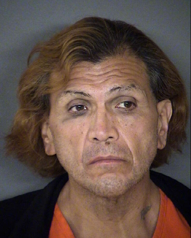 Guadalupe Balderas, 57, faces three charges of aggravated assault against a public servant. His bond was set at $225,000. Photo: Bexar County Jail