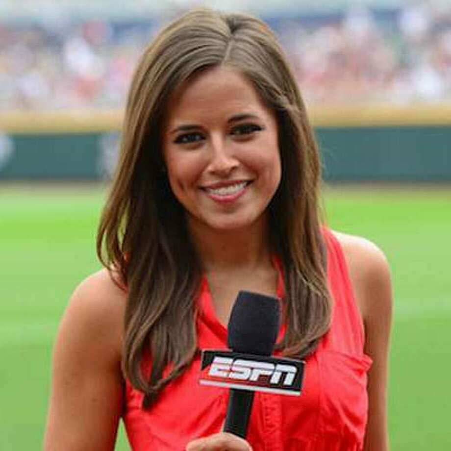 Former Longhorn Network reporter Kaylee Hartung has been hired by CNN as a correspondent. Hartung, who worked for the Longhorn Network from 2010-12, will begin her work with CNN immediately. (File photo)