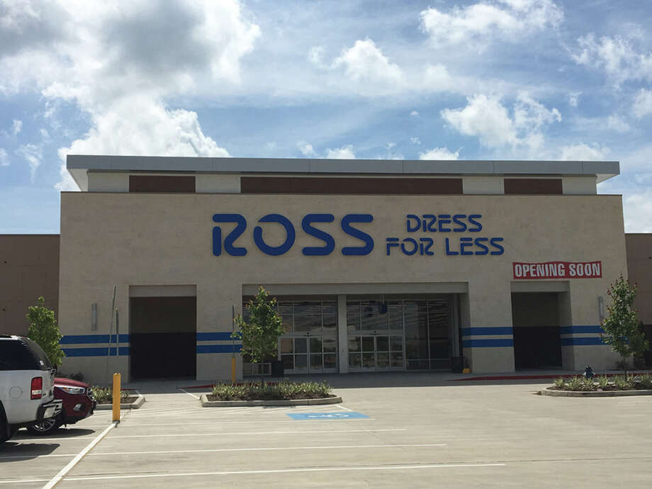 A Ross store is under construction in Grand Parkway Marketplace in Spring. It's planned to open in July. Photo: NewQuest Properties