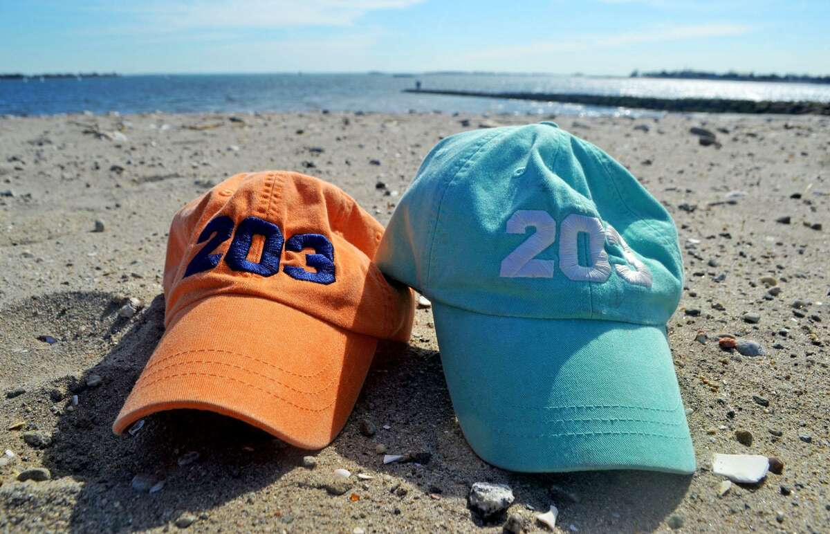 203 embroidered baseball caps Available at The 203