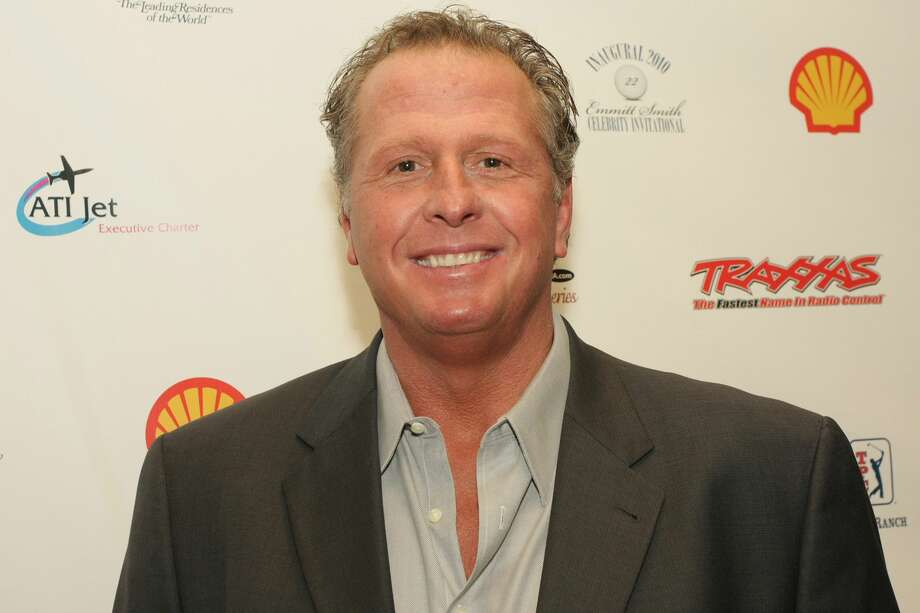 Sean Salisbury attends the Emmitt Smith's Suite 22 at the 2010 Emmitt Smith Celebrity Invitational at TPC Craig Ranch on May 14, 2010 in McKinney, Texas. (Photo by Peter Larsen/WireImage) Photo: Peter Larsen/WireImage