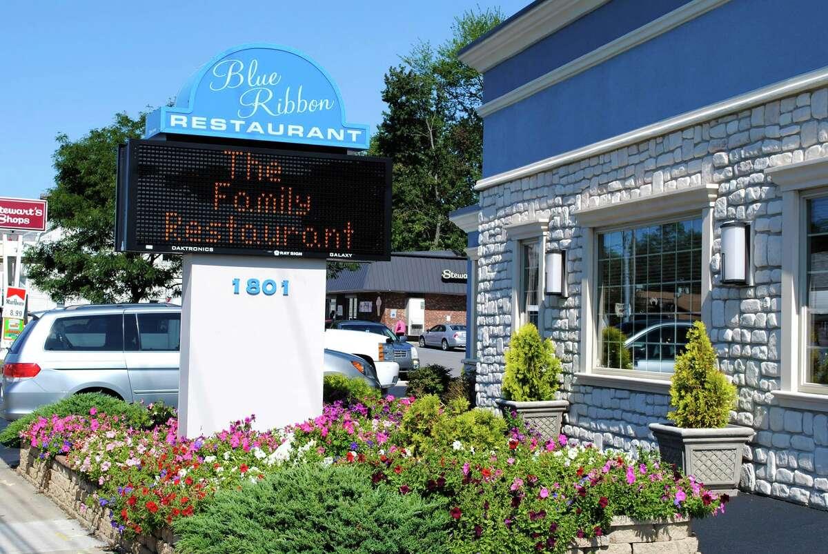 2. Blue Ribbon Restaurant, Schenectady. Visit website.