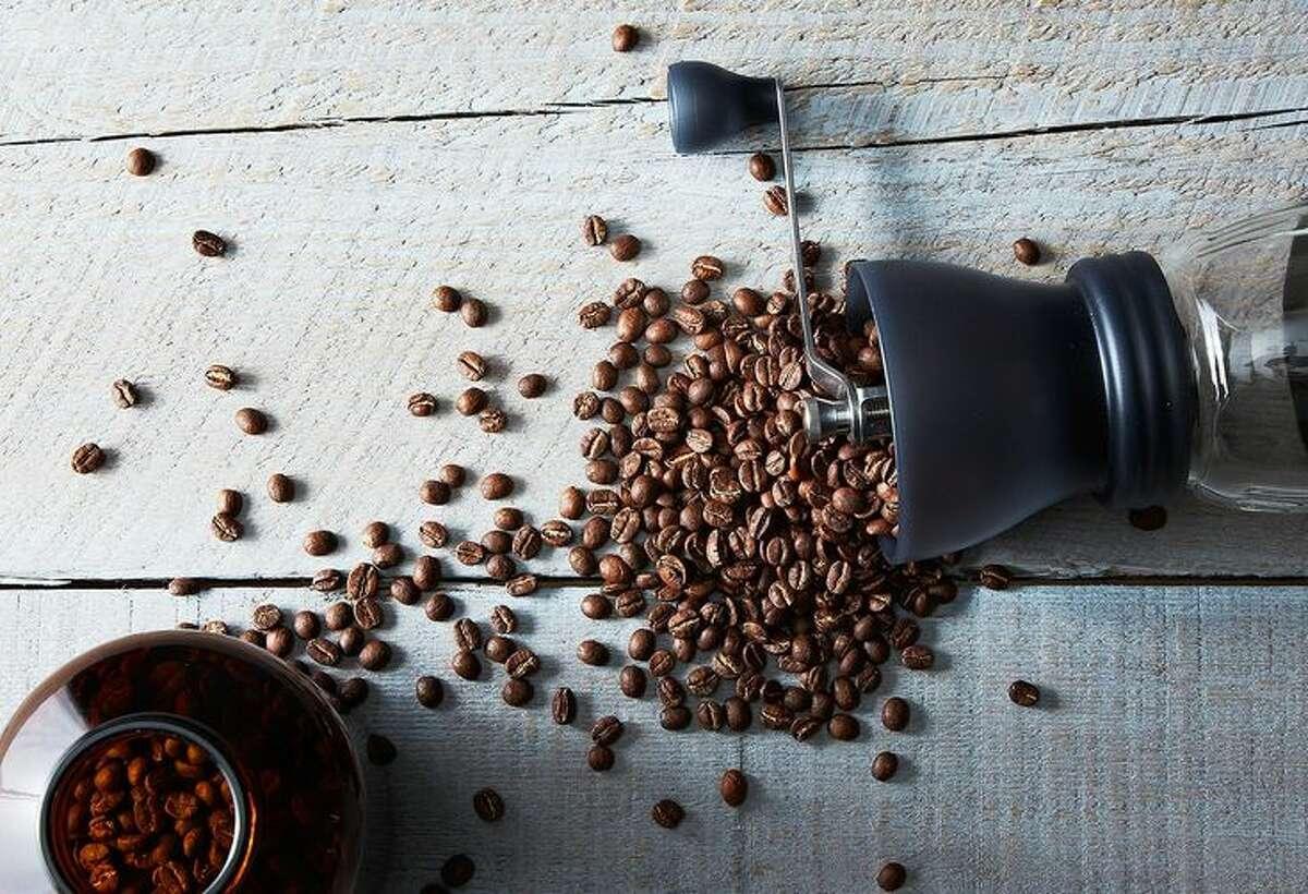 Ground Coffee Amazon: $3.99 (Folgers 100% Colombian Ground Coffee, 10.3 Ounce) (Prime)AmazonFresh: $4.14 (Folgers 100% Colombian Ground Coffee, 10.3 Ounce)Whole Foods: $3.99 (365 Night Owl Spanish Roast Ground Coffee, 10 oz.)