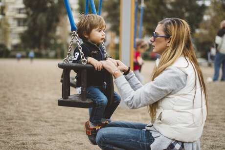 A nanny feels like she should step in and teach right versus wrong. Photo: Thanasis Zovoilis/Getty Images
