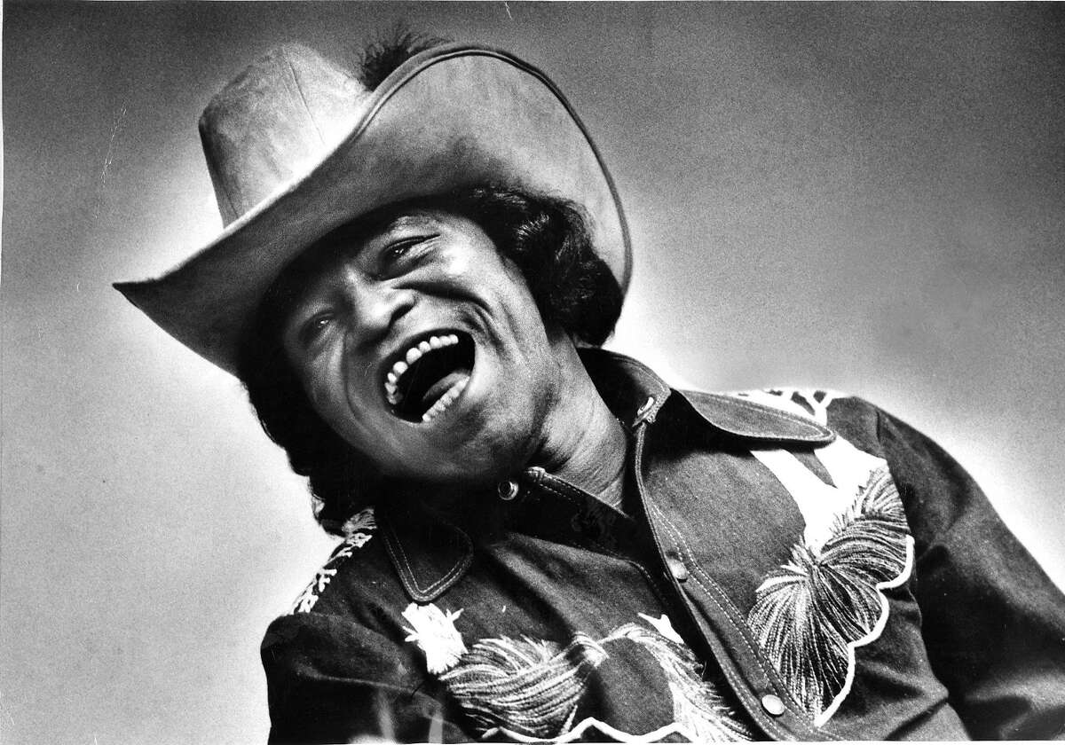 Singer James Brown, November 18, 1980 Photo ran11/210/1980, P. 67 (batch 1)