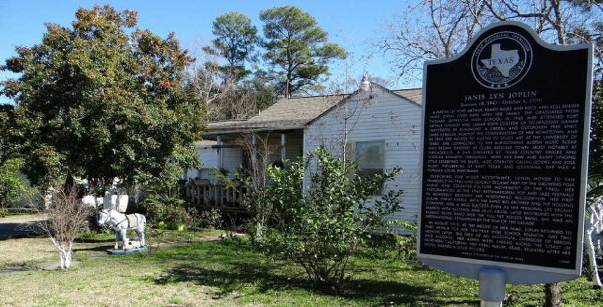 PHOTOS: The childhood home of Janis Joplin is for sale in Port Arthur Janis Joplin's childhood home, located at 4330 32nd St. in Port Arthur, is for sale now a newly-reduced price of $200,000. Click through to see the inside of rock star's family home...