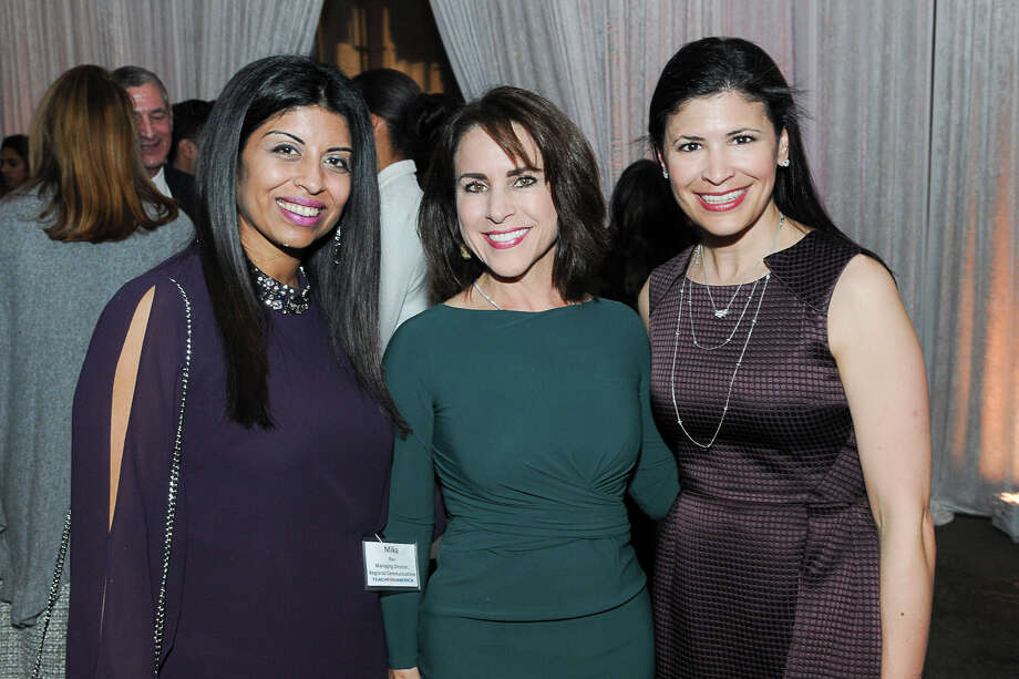 Mika Rao, Maria Bush, and Kristy Bradshaw Photo: Vicky H. Pink