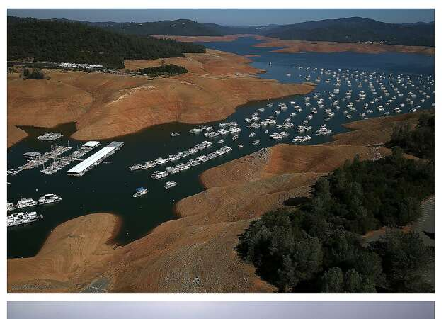 What a difference! How drought-buster winter has changed NorCal