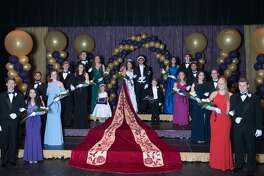 King, queen crowned at MHS Catoico