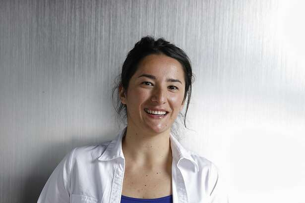 Chef Michelle Minori of Barzotto is seen on Monday, April 17, 2017 in San Francisco, Calif.