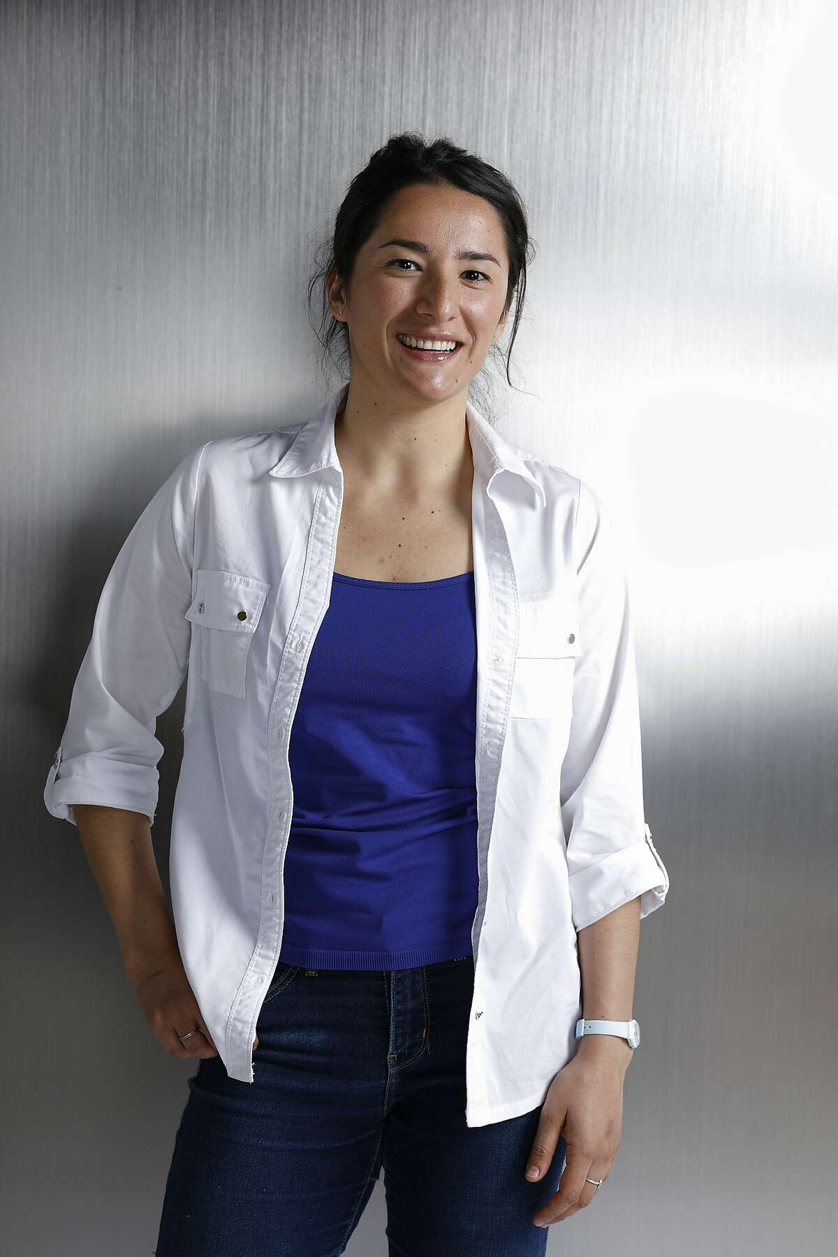 Chef Michelle Minori of Barzotto is seen on Monday, April 17, 2017 in San Francisco, Calif. Minori will compete on the 16th season of Bravo's