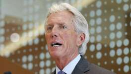 Visit San Antonio will negotiate the contract, worth up to $32 million, with The Atkins Group, headed by Steve Atkins.