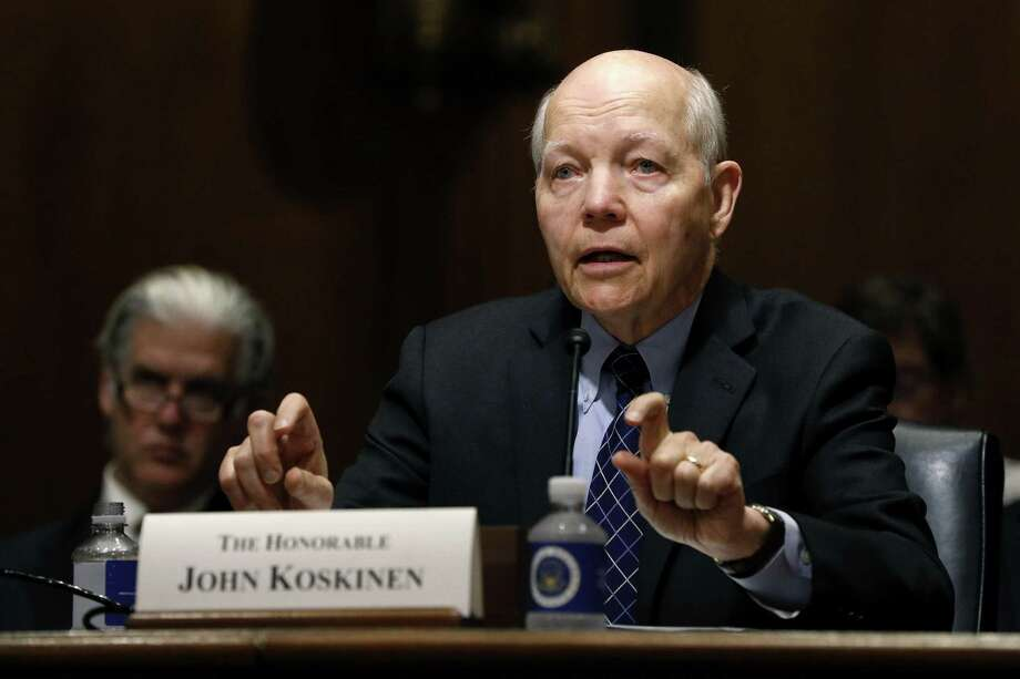 John Koskinen came out of retirement to take the job of IRS commissioner in 2013, when the agency was under congressional attack for singling out conservative political groups. He talks about restoring public confidence in the IRS and his inclusive leadership philosophy. Photo: Aaron P. Bernstein /Getty Images / 2016 Getty Images