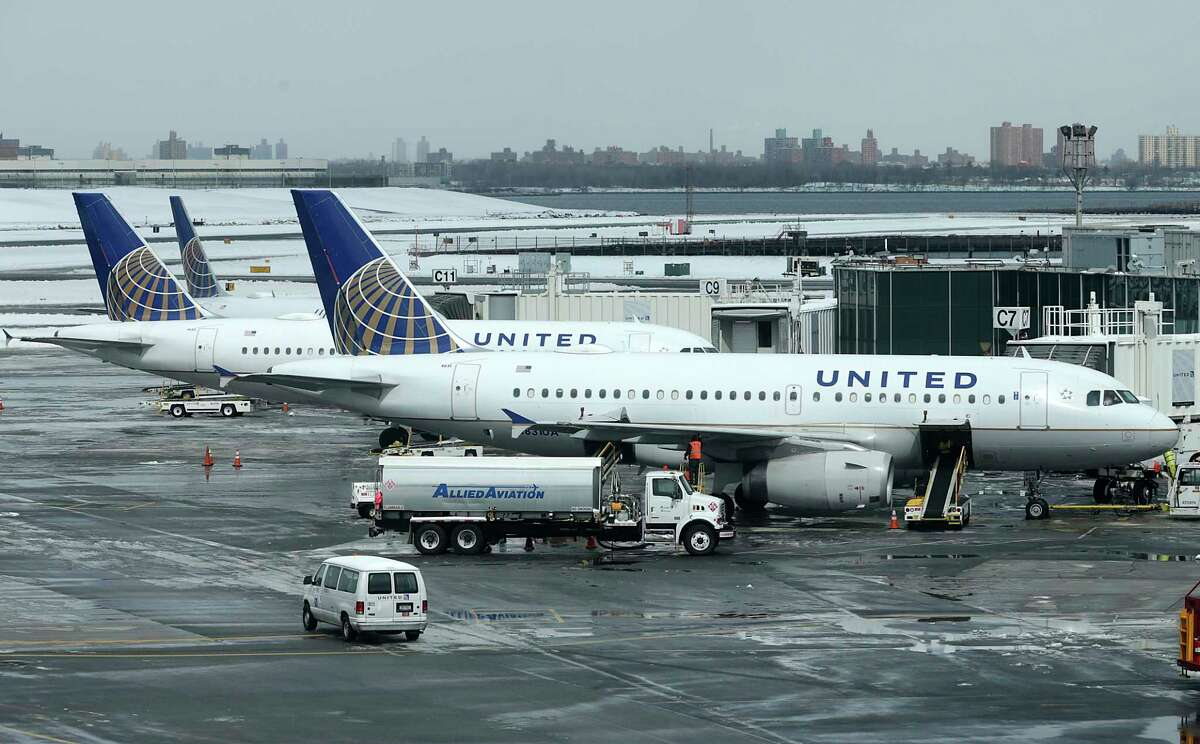 """A United Airlines spokesperson said the company is """"reviewing"""" an incident where a Houston employee allegedly attempted to wrestle a violin from a passenger. Click through to see some of the worst PR nightmares of airline companies."""