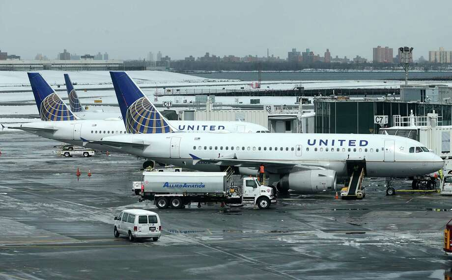 "A United Airlines spokesperson said the company is ""reviewing"" an incident where a Houston employee allegedly attempted to wrestle a violin from a passenger.Click through to see some of the worst PR nightmares of airline companies. Photo: Seth Wenig, STF / Copyright 2017 The Associated Press. All rights reserved."