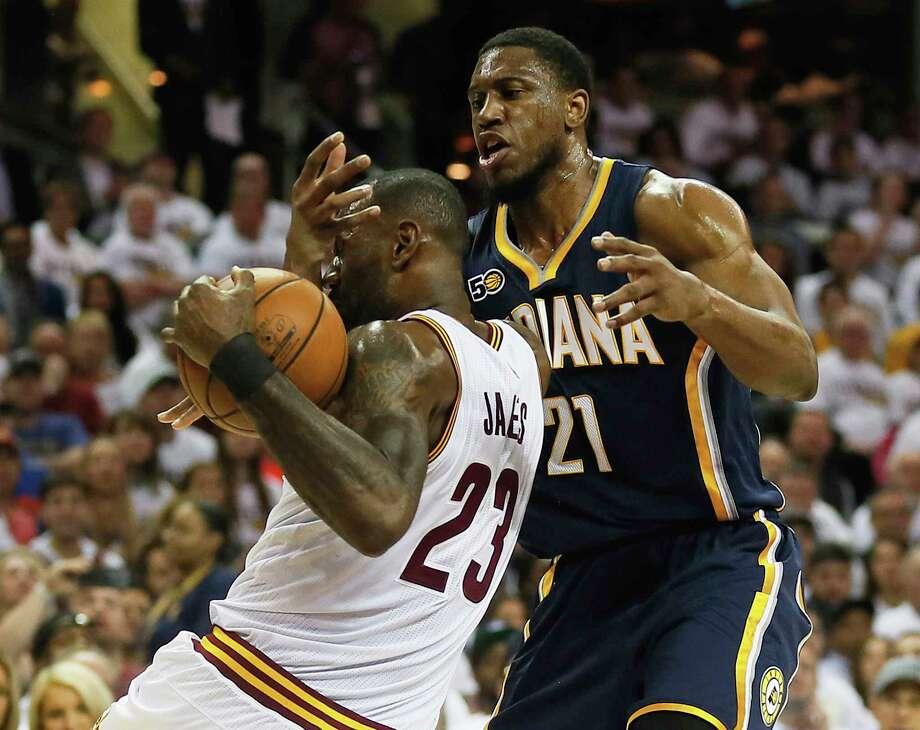 LBJ Moves Past Kobe For Third in NBA Postseason Scoring