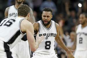 Patty Mills was rewarded for his value to the Spurs' bench and culture.