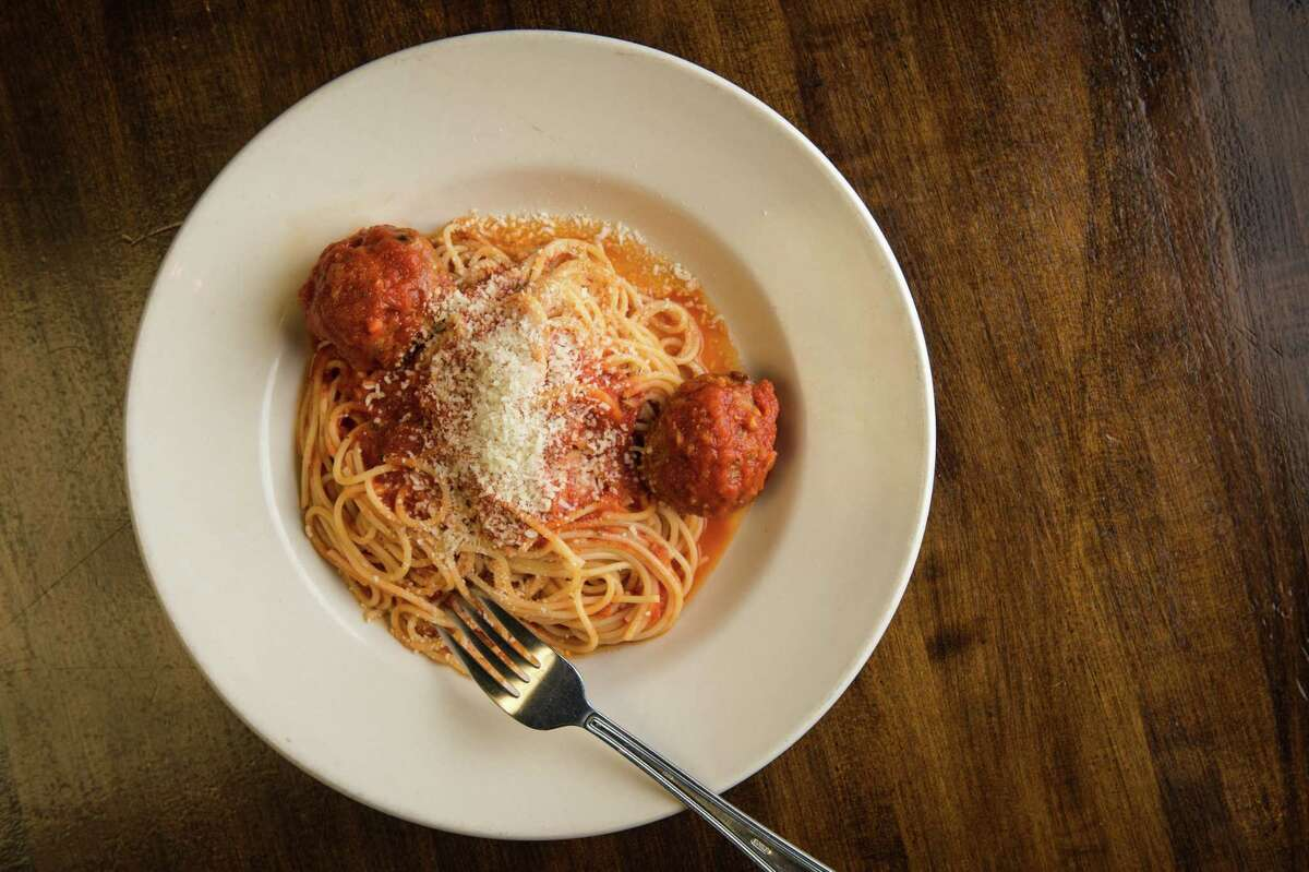 Damian's Cucina Italiana will host the Meatball Brawl, a competition to determine Houston's best meatballs on April 23 from 1 to 4 p.m. at Damian's, 3011 Smith. Shown: Damian's meatballs.