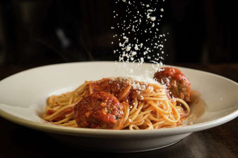 Damian's Cucina Italiana will host the Meatball Brawl, a competition  to determine Houston's best meatballs on April 23 from 1 to 4 p.m. at Damian's, 3011 Smith. Shown: Damian's meatballs. Photo: Damian's / (c)Chuck Cook Photography info@chuckcookphoto.com