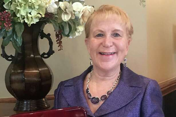 Barbara Branagan-Mitchell, owner of Branagan Communications Consultants LLC in New Milford, was recently named the Waterbury Regional Chambers 2016 Ambassador of the Year.