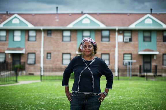 cuney homes resident veronica deboest was a natural fit for the program; she's been a health advocate for her neighbors for years - but without certification.