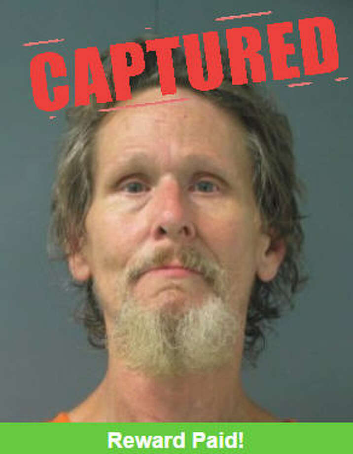 Billy Wayne Gilliland, 58, one of Texas' 10 most wanted fugitives, was arrested Friday, April 14, 2017, in east Harris County.