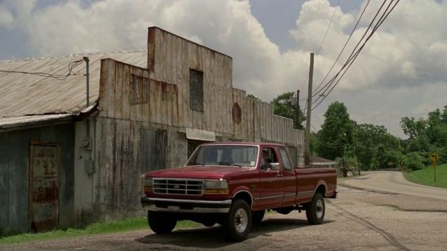 Matthew McConaughey's 'True Detective' truck up for grabs in charity auction