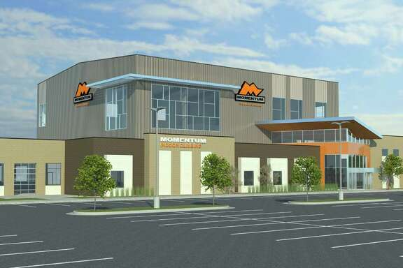 Momentum Katy, a 36,000-square-foot rock-climbing facility opening in July, has begun hiring for staff positions.