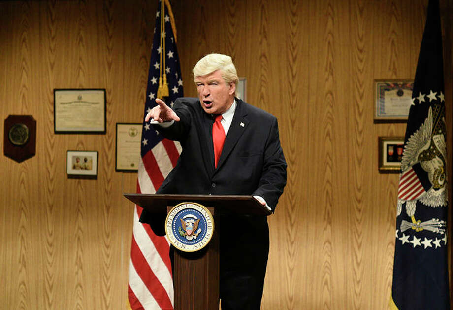 Alec Baldwin reveals the secret to his beloved Trump impression