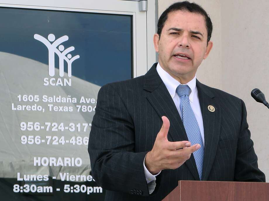 Laredo native Henry Cuellar was named one of the top 10 most bipartisan members of the House. Click through the gallery to see the full top 10. Photo: CUATE SANTOS