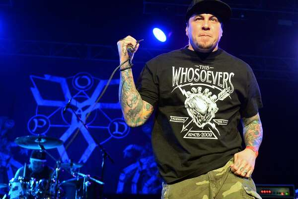 The name    P.O.D. stands for Payable on Death. The band was originally called Eschatos, but switched after Sonny Sandoval, the band's lead singer, died of a fatal illness. Sandoval converted to Christianity, and the band changed its name.