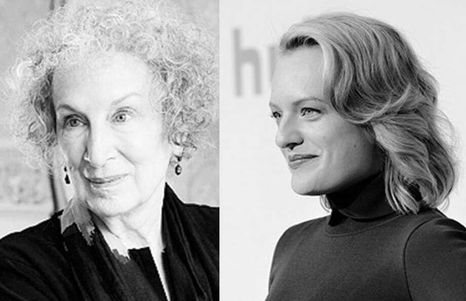 Watch Elisabeth Moss, Margaret Atwood Talk 'The Handmaid's