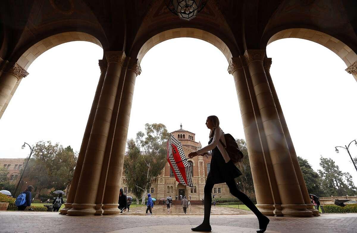 University of California, Los Angeles Fall 2018 acceptance rate for freshmen: 14.1% Avg. GPA: 4.16-4.31 Avg. SAT: 1370-1540 Avg. ACT: 31-35