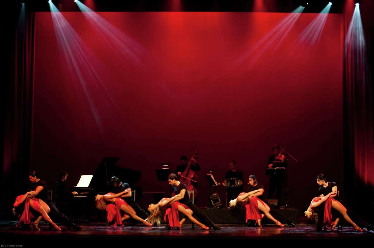 Tango Fire: Arts San Antonio presents dancer/choreographer German Cornejo's acclaimed company, which includes several World Tango champions. Jan. 25, Charline McCombs Empire Theatre