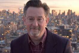 """Justin Davidson, author of """"Magnetic City: A Walking Companion to New York."""""""