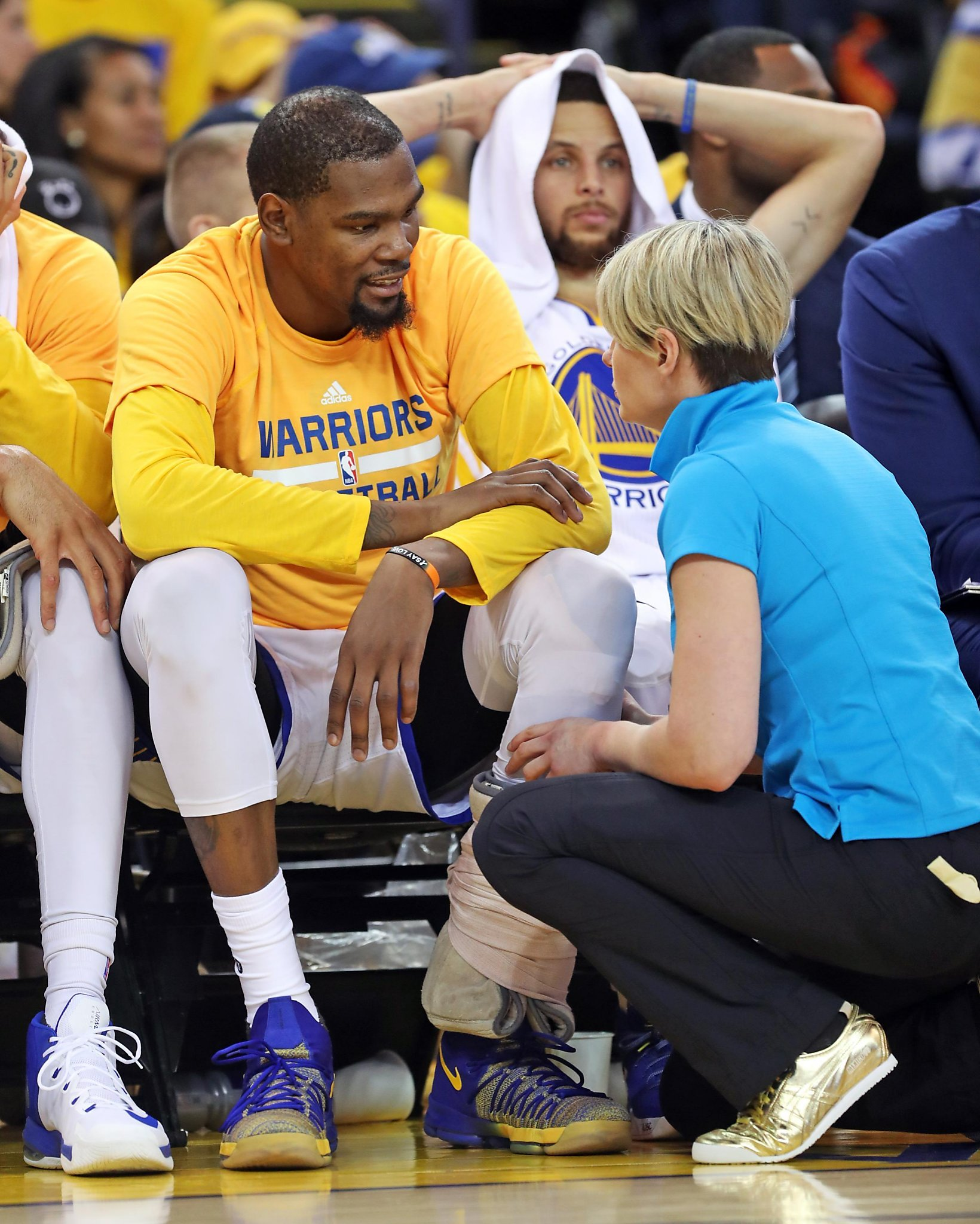 When Do Warriors Move To San Francisco: Sitting Kevin Durant The Right Move For The Warriors