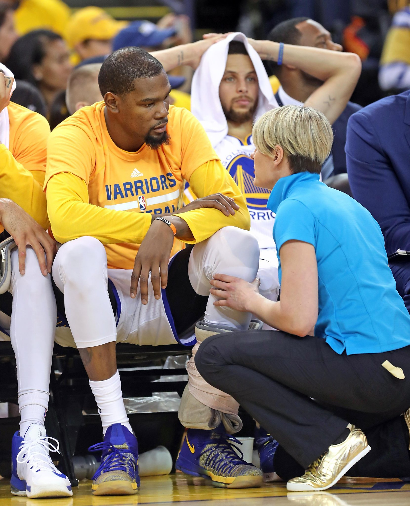 When Do Warriors Move To San Francisco: Resting Kevin Durant The 'no-brainer' Move For The