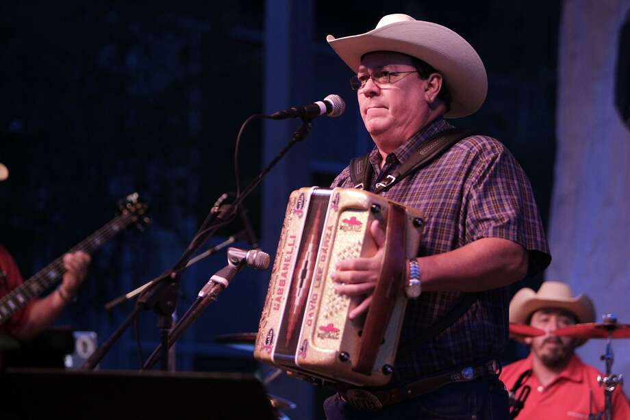 David Lee Garza y Los Musicales Date: March 1 Time: Music for the evening kicks off at 8 p.m. Photo: Johnny Hanson, Houston Chronicle