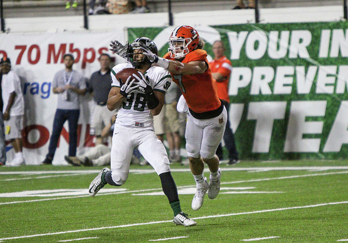 DB Xavier Coleman, Portland State The Seahawks likely won't have to spend a draft pick on the 5-foot-11, 189-pound FCS All-American, who did have a local visit with Seattle. He impressed at Portland State's pro day, though he is considered a high-priority free agent rather than a potential draft pick.