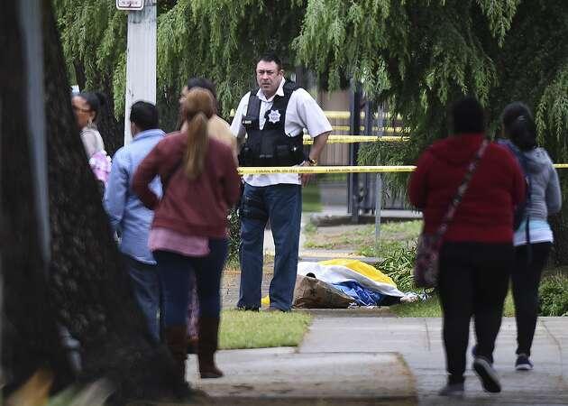 Police probe racial motives in Fresno triple-slaying