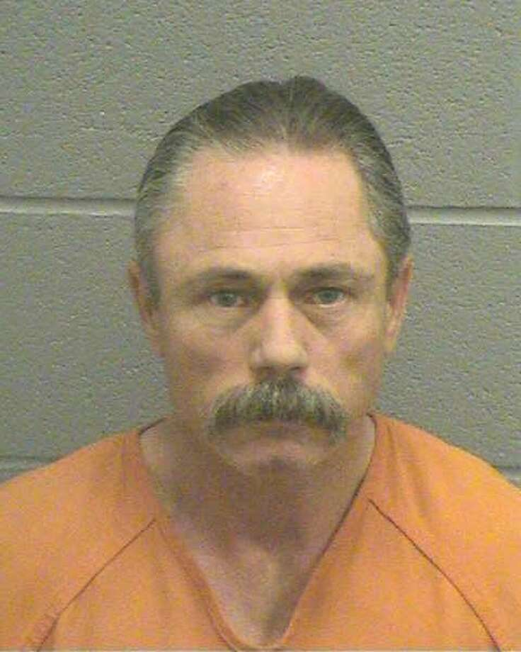 Bradley Thomas Tims, 51, was sentenced  to 40 years confinement in the Texas Department of Criminal Justice after he pleaded guilty to two counts of retaliation, according to a press release from the Midland County District Attorney's Office. Photo: Midland County Sheriff's Office