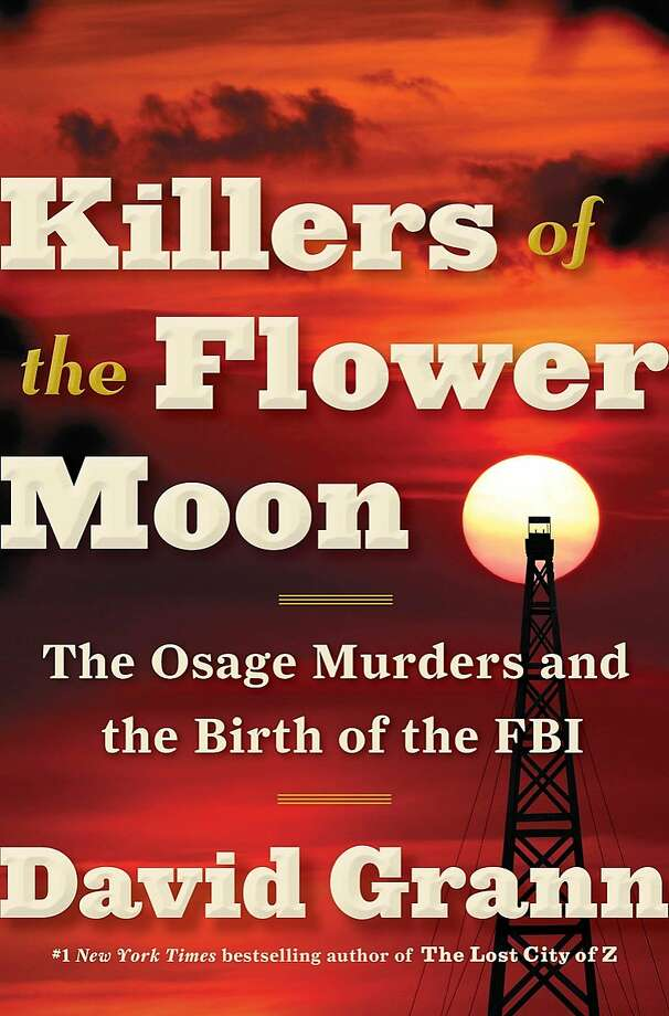 """""""Killers of the Flower Moon"""" Photo: Doubleday"""