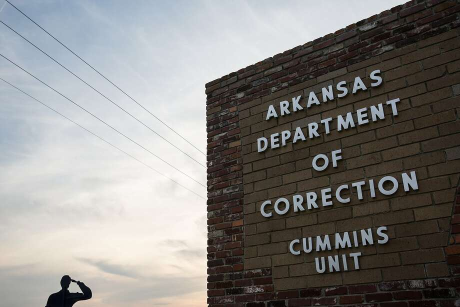 FILE -- The Arkansas Department of Corrections Cummins Unit, which houses the stateÕs execution chamber, in Gould, Ark., April 14, 2017. Arkansas, a conservative state, and its proposal to execute eight men over less than two weeks has spurred a stream of rallies, prayer vigils and courtroom clashes. (Tamir Kalifa/The New York Times) Photo: TAMIR KALIFA, NYT