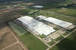 Igloo's manufacturing/warehouse facility off Interstate 10 in Katy.